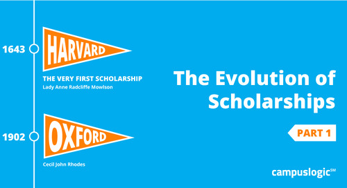 The Evolution of Scholarships