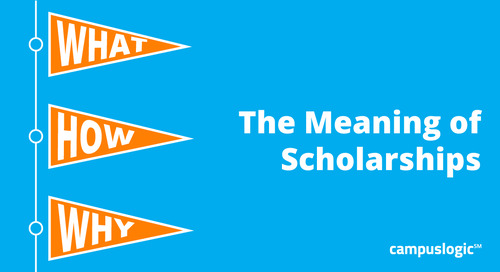 The Meaning of Scholarships