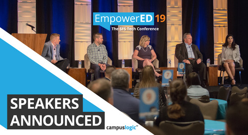 Join Us at EmpowerED19—the SFS Tech Conference