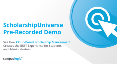 ScholarshipUniverse Demo