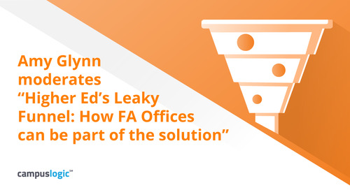 NASFAA General Session: Higher Ed's Leaky Funnel