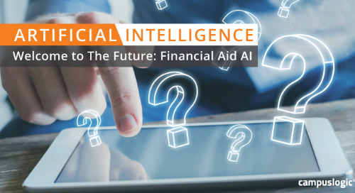 Welcome to The Future: Financial Aid AI