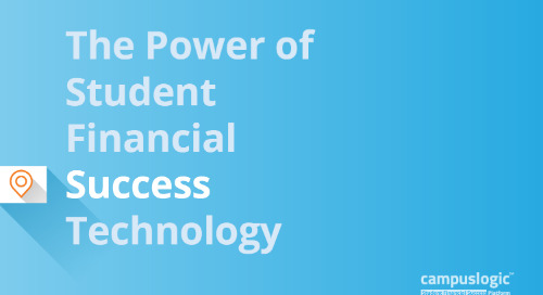 The Power of Student Financial Success Technology [eBook]