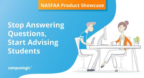 This NASFAA Product Showcase will Help You Make The Leap to FinAid AI
