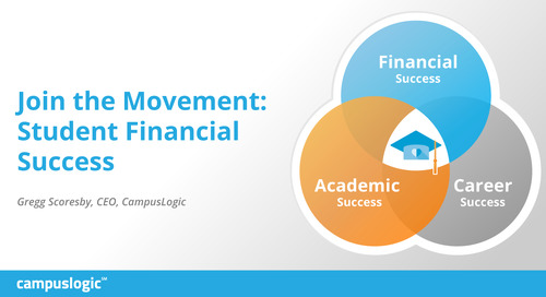 Join the Movement: Student Financial Success