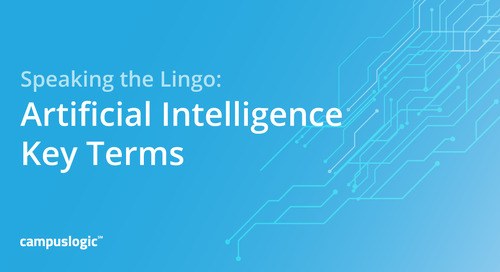Speaking the Lingo: Artificial Intelligence Key Terms