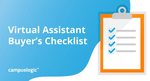 Virtual Assistant Buyer's Checklist