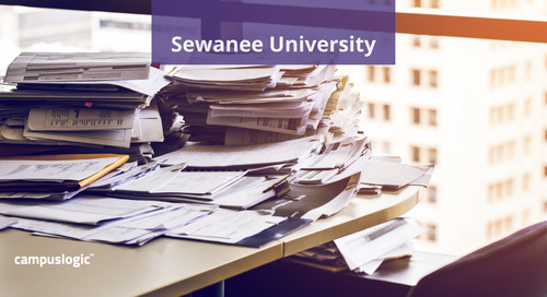 Sewanee Eliminates Financial Aid Complexity And Drives Student Financial Success with CampusLogic