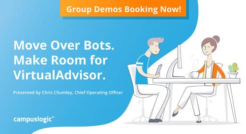 See VirtualAdvisor in Action at FSA 2019