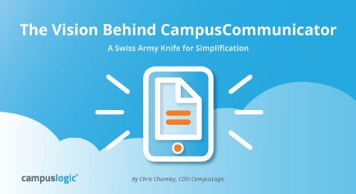 CampusCommunicator a Swiss Army Knife for Simplification