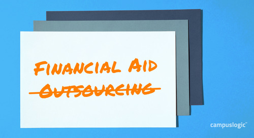 Why Financial Aid Outsourcing Is Dead