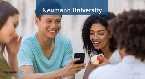 SponsoredScholar's Educational Fund Contributions Boost Retention at Neumann University
