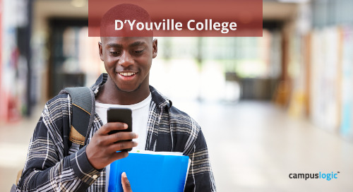 D'Youville College Increases Scholarship Applications with ScholarshipUniverse