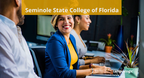 StudentForms Reduces Document Collection Efforts by 99.5% at Seminole State College of Florida