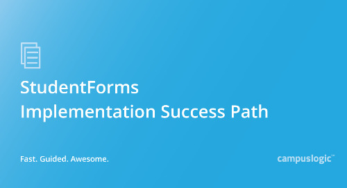 StudentForms Success Path