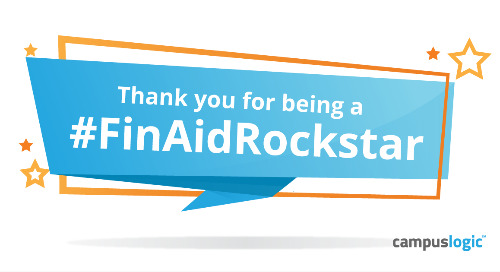 2019 #FinAidRockstar Contest Winners