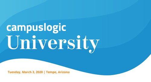Register for CampusLogic University