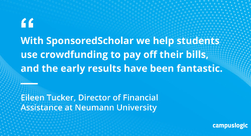 More Students Are Staying Enrolled at Neumann University Thanks to Crowdfunding Technology