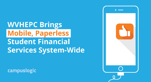 West Virginia Higher Education Policy Commission Brings Mobile, Paperless Student Financial Services System-Wide