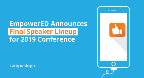 EmpowerED—The SFS Tech Conference Announces Final Lineup of Keynote and Featured Speakers for April 2019 Conference