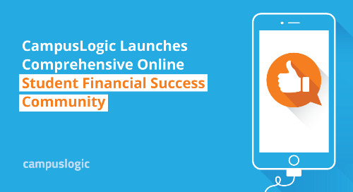 CampusLogic Launches Comprehensive Online Student Financial Success Community