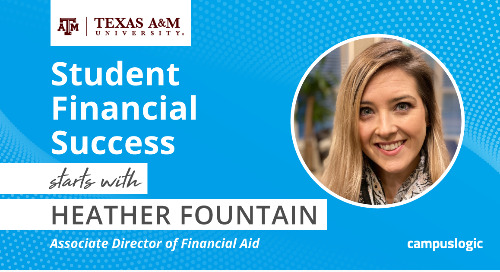 Award-Winning Innovation in Texas A&M Financial Aid Office Reduces Verification Time from Weeks to Days