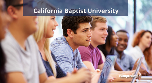 Rising Enrollment at CBU: A Wonderful Problem to Have