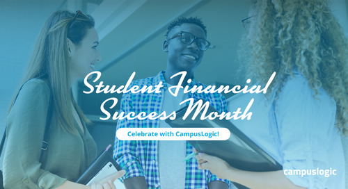 Happy Student Financial Success Month!