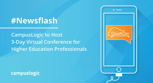CampusLogic to Host 3-Day Virtual Conference for Higher Education Professionals