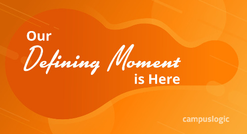 Our Defining Moment Is Here: Is Your Financial Aid Office Ready to Deliver Key Student Services?