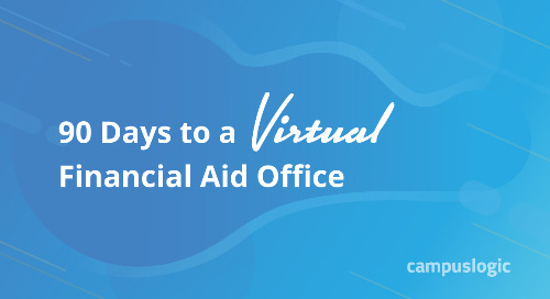 7 Disruptors to the Financial Aid Process