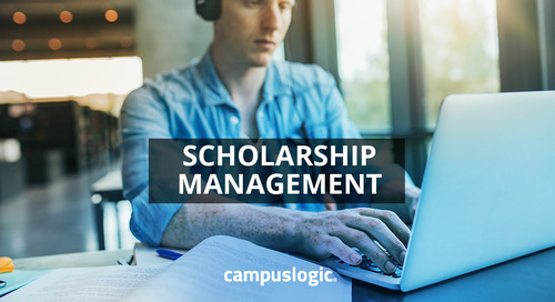 Technology for the Win: Scholarship Management Made Easy