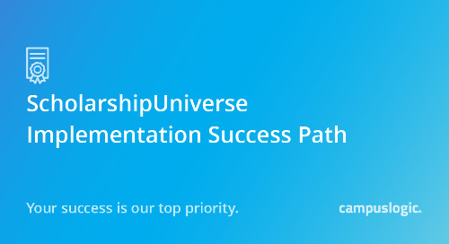 ScholarshipUniverse Implementation Success Path