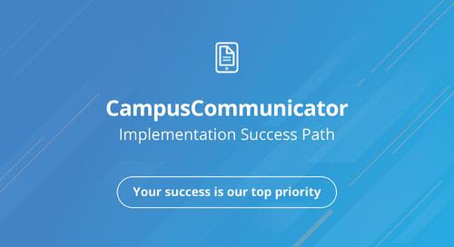 CampusCommunicator Success Path