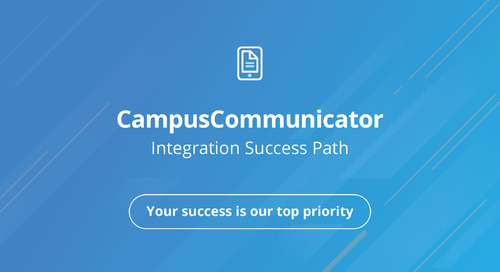 CampusCommunicator Integration Success Path