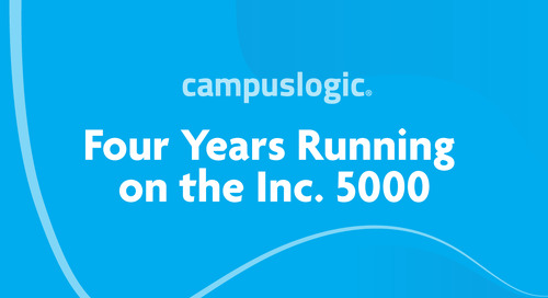CampusLogic Listed on Inc. Magazine's Annual List of Fastest-Growing Private Companies—the Inc. 5000