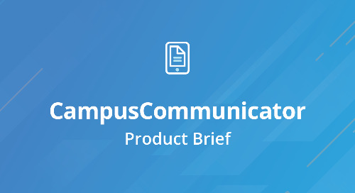 CampusCommunicator Product Brief