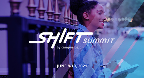 CampusLogic Announces Shift Summit, The Forum for Higher Ed Leaders to Achieve Student Financial Success