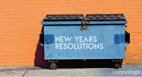 New Year's Resolutions Won't Solve the Entropy Problem
