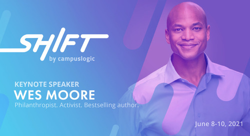 Entrepreneur, Bestselling Author, and Philanthropist Wes Moore to Deliver Keynote at Shift Summit