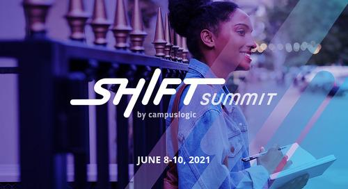CampusLogic Hosts Shift Summit, The Student Financial Success Summit