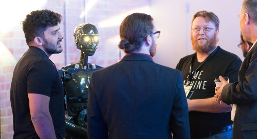 See the Future of AI at Time Machine Global Conference