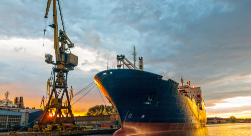 The Changing Face of Shipboard Maintenance