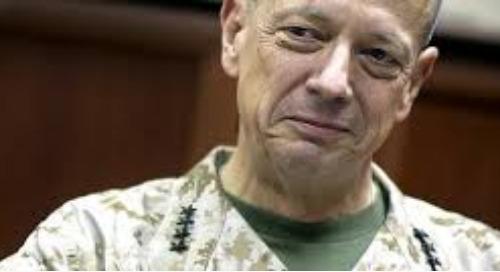 SparkCognition Board Member and USMC Gen. John Allen on Cybersecurity