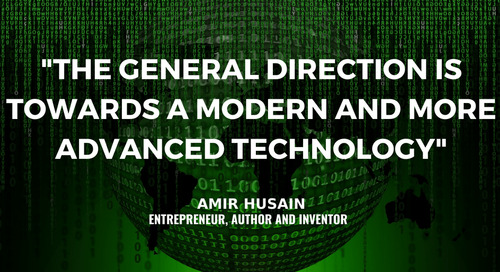 Software is Eating the World and AI is Eating Software with Amir Husain