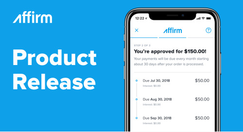 Introducing AffirmGo