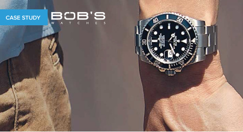 Bob's Watches is expanding their customer base with Affirm