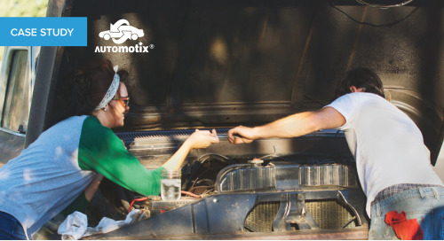 How Automotix gained younger customers and grew AOV by 300%