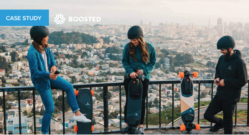 How Boosted Inc. is modernizing commutes with Affirm