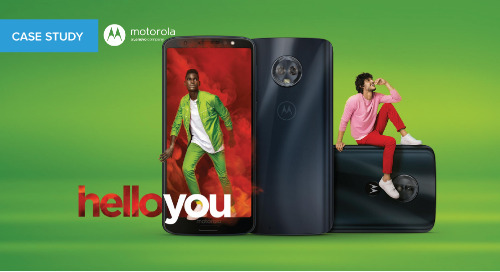 Pay-over-time is attracting new customers for Motorola